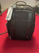 Travelpro Platinum Elite-17-Inch Business Laptop Backpack, Shadow Black, 17.5-In
