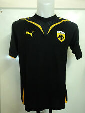 AEK ATHENS 2009/10 S/S AWAY SHIRT BY PUMA ADULTS SIZE LARGE BRAND NEW WITH TAGS