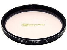 52mm. filtro Skylight 1A PRO