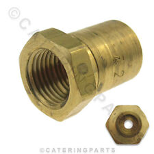 "Imperial 2074 Nat Gas.20 "" (2.3 mm) # 42 Boquilla Quemador Inyector bi06 1/8"" ir Gama"