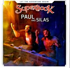 CBN Superbook: Paul and Silas (DVD, Sleeve Case Only, 2017) - Ships in 12 hrs!!!