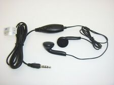 ZTE UNIVERSAL 3.5mm TRRS HANDSFREE HEADSET MICROPHONE STEREO IN-EAR HEADPHONES