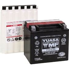 Yuasa YUAM3RH4S Maintenance Free VRLA Battery - YTX14-BS