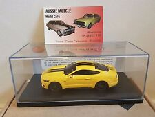 1:43 Trax Ford Mustang GT 2016 in Yellow