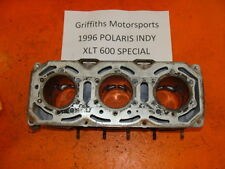 96 POLARIS 600 XLT 95 94 INDY SPECIAL XCR? XC? TRIPLE MONO BLOCK CYLINDER ENGINE