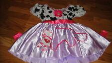 FANCY NANCY 4-6X 5 6 DRESS UP COSTUME POODLE 3T 4T