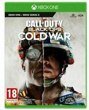 CALL OF DUTY BLACK OPS COLD WAR XBOX ONE GIOCO NUOVO ITALIANO EU VIDEOGIOCO PAL