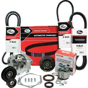 Timing Belt Kit+WP+Fan Belts For Toyota Hilux LN86R LN106R LN111R 3L 2.8L SOHC