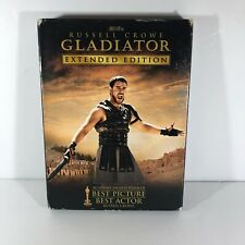 Gladiator (3-Disc Set, Extended Edition), Russell Crowe, Joaquin Phoenix, Dvd B1