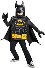 Brand New Batman LEGO Movie Classic Child Costume