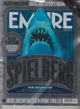 EMPIRE April 2018 The Iconic Director Takes over Empire Spielberg
