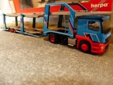 1/87 Herpa MB ACTROS Mosolf Autotransporter 302906