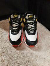 AIR MAX 90 WH/YL/BK SIZE 2Y