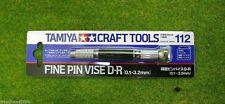 Tamiya MODELER'S FINE PIN VICE D-R (0.1 -3.2mm) Modelling Accessories item 74112