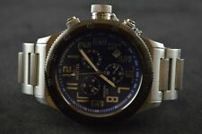Invicta Russian Diver Analog Display Swiss Quartz Silver Men's Watch 15560