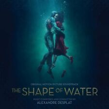 The Shape of Water by OST Desplat Alexandre | CD