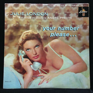 Julie London-Your Number Please...-Liberty 7130-STEREO
