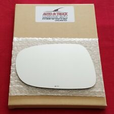 Mirror Glass + Adhesive For 09 Lexus Is250, Is350 Driver Side Replacement-Fit Ov