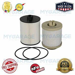 aFe For Ford Diesel Trucks 08-10 V8-6.4L POWER Pro GUARD D2 Fuel Filter 44-FF013