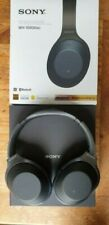 Sony WH-1000XM2B Bluetooth Over Ear Noise Cancelling Headphones