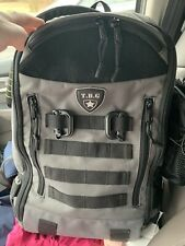 Tactical Baby Gear Lot Backpack Diaper Bag With Tactical Bottle Pouch