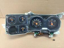 90  91 CHEVROLET ELECTRIC ELECTRONIC GMC TRUCK SUBURBAN BLAZER CLUSTER