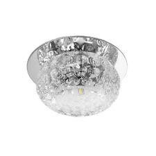 5W Modern Crystal Led Smd Ceiling Light Fixture Pendant Lamp Lighting Chandelier