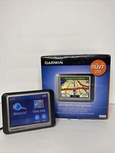 Garmin Nuvi 250 Automotive GPS TESTED