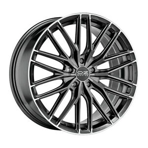 ALLOY WHEEL OZ RACING GRAN TURISMO HLT FOR HYUNDAI GENESIS COUPE Staggered 8 add