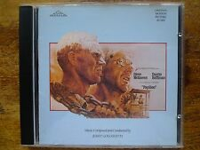 """JERRY GOLDSMITH """"PAPILLON"""" 1st. Pressing SOLD OUT Silva Screen Classic OST CD"""