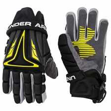 Under Armour NexGen Youth Lacrosse Gloves Choose your size