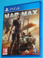 Mad Max - Sony Playstation 4 PS4 - PAL New Nuovo Sealed