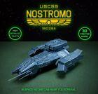NOSTROMO Plastic Model Spaceship ALIEN movie Spacecraft 3D Print Assembled