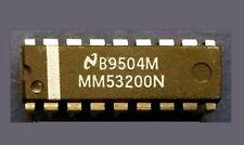 MM53200N Decoder Encoder Radiocomando Remote Control MM53200 chip codificato