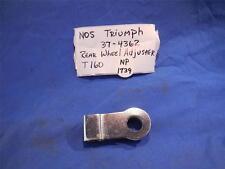 Triumph 37-4362 Rear Wheel Adjuster T160 NOS Trident     NP1739