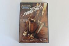 NEW Carmichael Training Systems DVD Progressive Power Disc 5 Workouts 13-15 Race