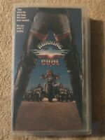 Running Cool Fred & Beverly Sebastian and their Biker Friends VHS Tape in case