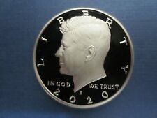 Perfect Gem Proof  99.9 SILVER #2 2019 S Kennedy SILVER Half Dollar
