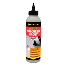 Dunlop 800g Ready-To-Go Coloured Grout - Misty Grey