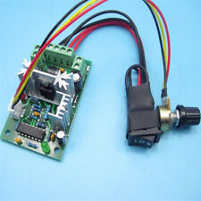 6-30V DC Motor speed Controller PWM Control Forward Reverse Switch TSUS