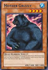YuGiOh Mother Grizzly - Blue - DL12-EN004 - Rare - Promo Edition Near Mint