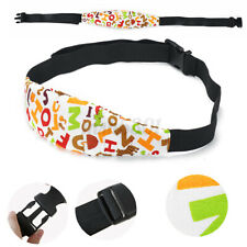 2X Car Seat Baby Head Fastening Belt Support Stroller Sleep Nap Aid Safety