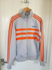 Adidas Original Sport Gris Track Top Talla M-Vintage Años 90 Look