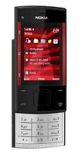 Unlocked Original Nokia X Series X3 Black-Red Cellular Phone MP3 GSM 3.2MP
