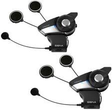 Sena 20S-EVO-01D Bluetooth-Kommunikationssystem für Motorräder, Dopplepack
