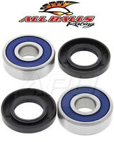 Front Wheel Bearings ATC 350X 200X 250R 250ES 200ES BIG RED 200S ALL BALLS