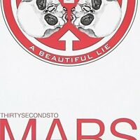 30 Seconds to Mars A beautiful lie (2005/07) [CD]