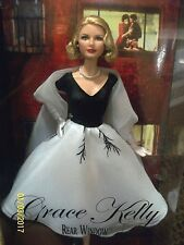 REAR WINDOW Princess Grace Kelly Hitchcock Classic Movie NEW Barbie Doll RARE