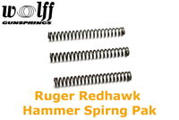 Wolff Reduced Power Trigger Hammer Spring Kit for Ruger Redhawk Revolvers 17108