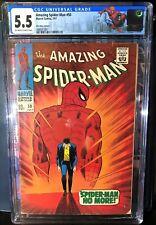 Amazing Spider-Man # 50 *CGC 5.5* U.K. Variant*